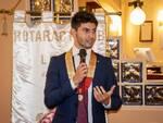 Gabriele Camero presidente Rotaract Lucca