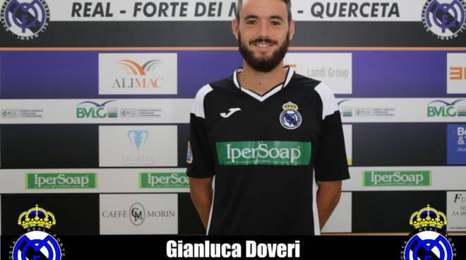 Gianluca Doveri Real Forte Querceta