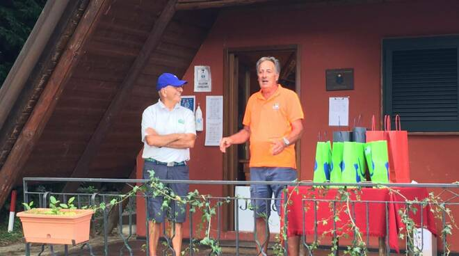 golf Garfagana
