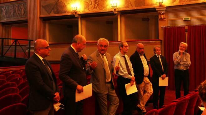 gran gala lirico pucciniano presentazione Del Carlo Tambellini Orazi Ragghianti Tarabella