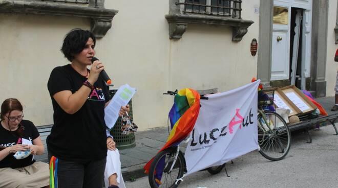 In piazza per la legge contro l'omofobia