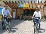 inaugurazione Artemisia stazione bike sharing