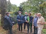 Inaugurazione del valorizzato sentiero Vico Pancellorum-Croce di Castello