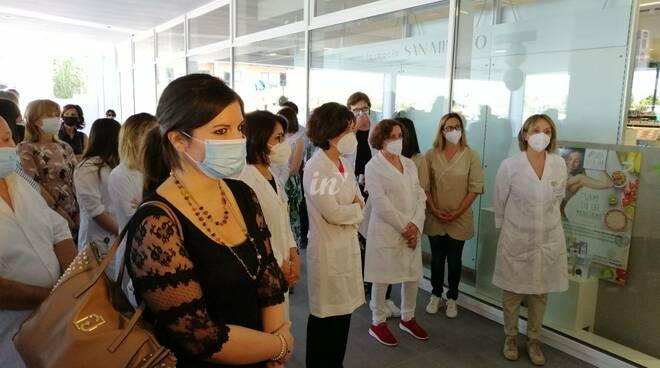inaugurazione nuova farmacia san miniato basso 4 luglio 2020