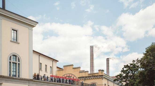 inaugurazione Nuovo Forno del Pane MAMbo di Bologna
