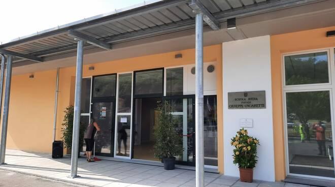 Inaugurazione scuola media Ghivizzano