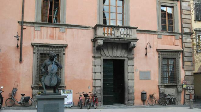 istituto superiore Boccherini Lucca