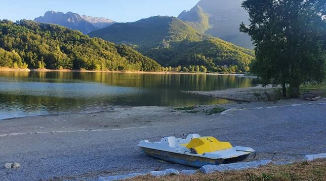 Lago di Gramolazzo