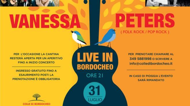 Live in Bordocheo musica vino