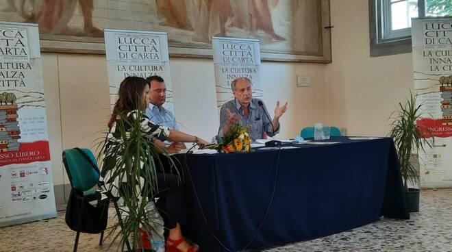 Lucca città di carta presentazione festival