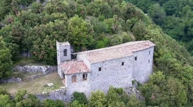 Lucignana borgo frazione Comune di Coreglia