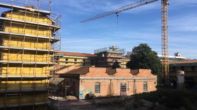 manifattura nord cantiere