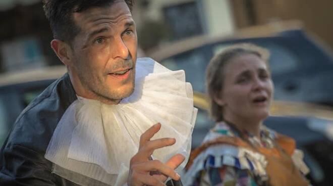 Marco Brinzi Ape Teatrale Caterina Simonelli