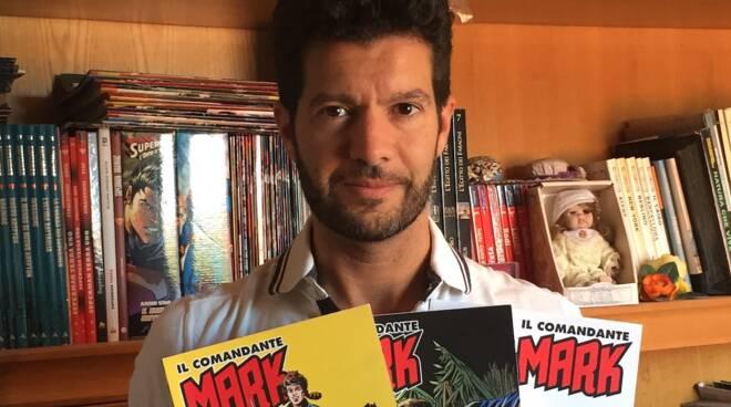 Marco Di Grazia fumetti colorista Comandante Mark
