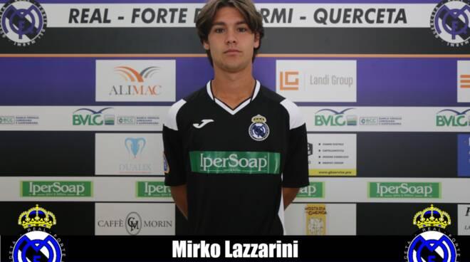 Mirko Lazzarini Real Forte Querceta serie D