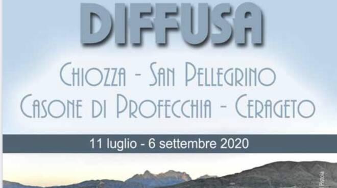 mostra diffusa frazioni Castiglione Garfagnana