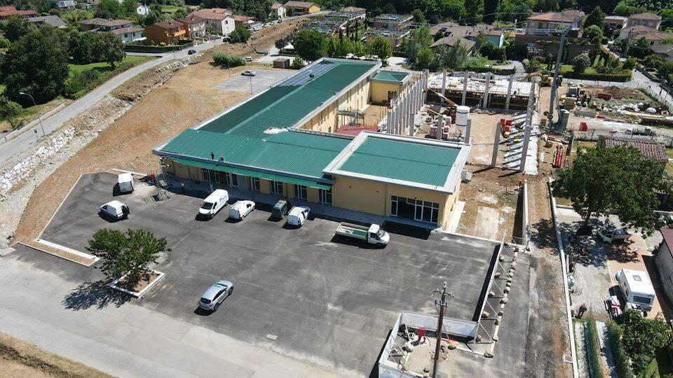 Nuova scuola Ghivizzano