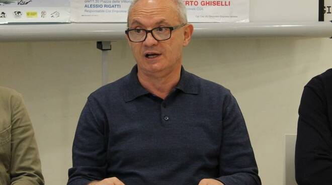 Paolo Aglietti Cgil Empolese Valdelsa