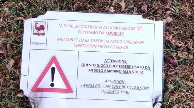 Parco giochi Bolognana