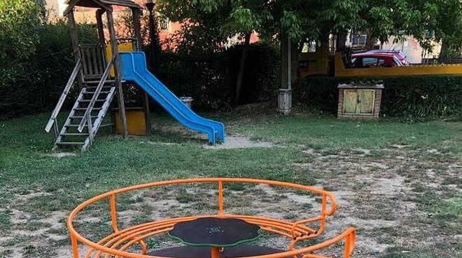 Parco giochi Fornoli
