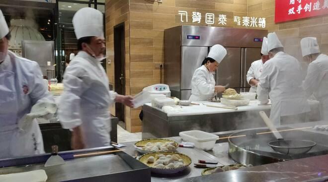 passato e presente in Cina Funa il viaggiatore romantico