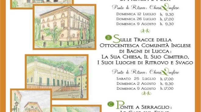 passeggiate Fondazione Michael De Montaigne