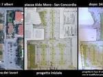 piazza Aldo Moro progetto lavori quartieri social