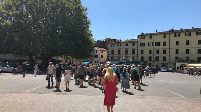 piazza Santa Maria Lucca