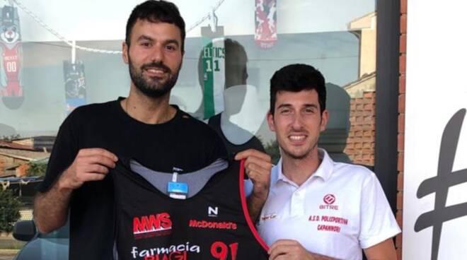 Polisportiva Capannori Francesco Masini Luca Fontana
