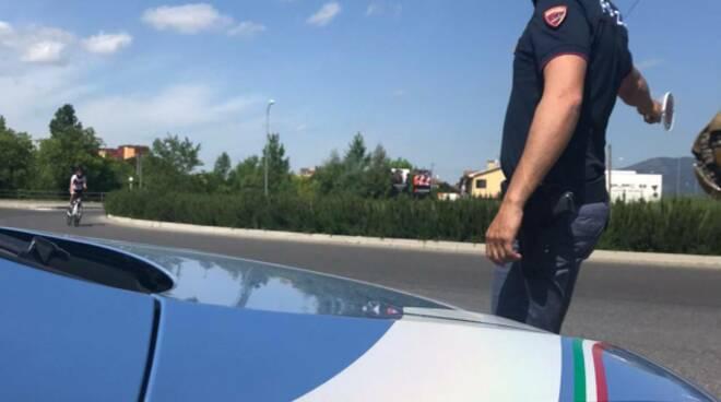 polizia di stato commissariato di Pontedera