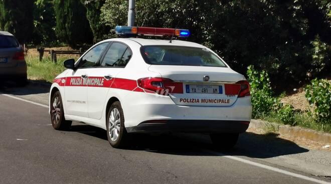 polizia municipale santa croce sull'arno