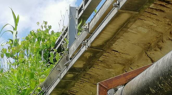 ponte ss 67 capanne montopoli valdarno