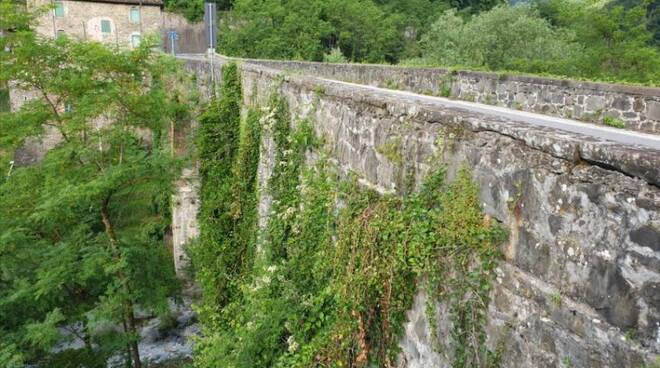 Ponte sul Serchio Fosciandora