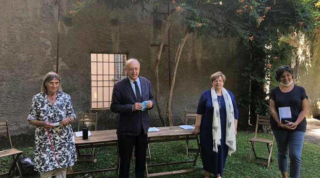 presentazione eventi 200 anni Elisa Baciocchi