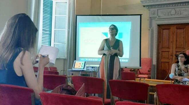 presentazione rapporto D'Istanti Caritas Lucca Comuni sociale povertà