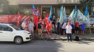 presidio Firenze lavoratori sanità privata