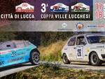 rally manifesto Coppa Città di Lucca e Coppa Ville Lucchesi