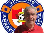 Roberto Salvetti Massarosa Lucca Calcio