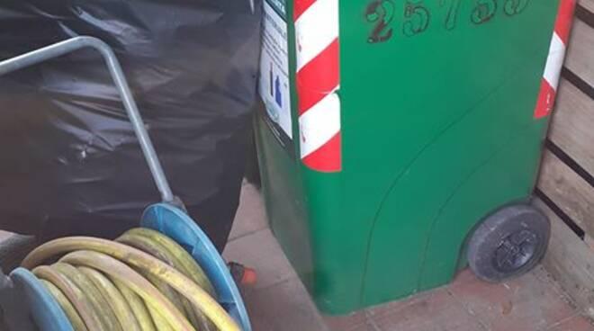 segnalazioni utenti Sistema Ambiente Picciorana rifiuti raccolta ritiro