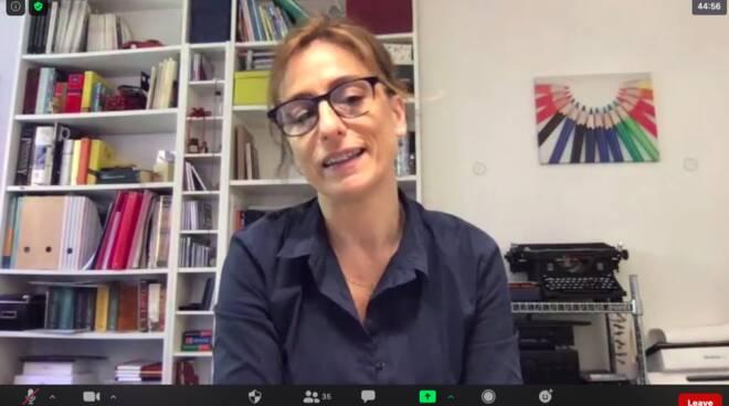 Serena Mammini assessore urbanistica Comune di Lucca