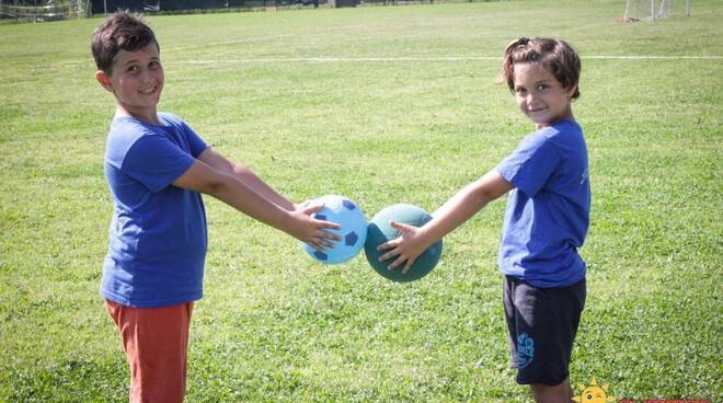 summer soccer village