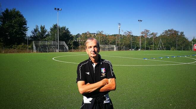 Vittorio Bini presidente arbitri Toscana