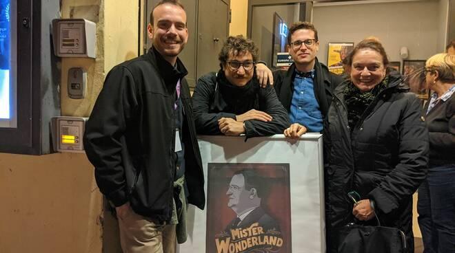 Zefferino Poli Mister Wonderland documentario