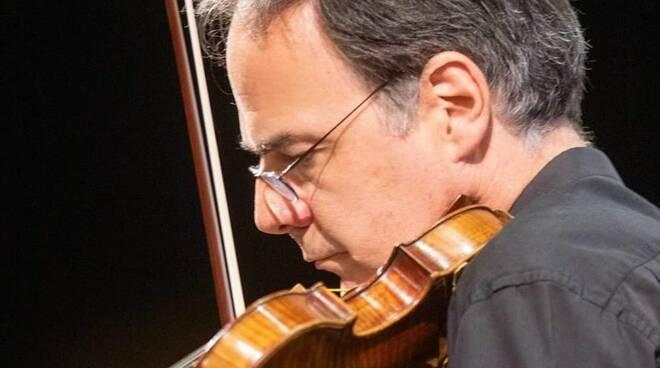Alberto Bologni violino Boccherini Lucca Classica Music Festival