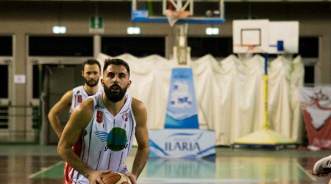 Andrea Barsanti Basketball club lucca
