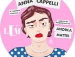 Anna Cappelli spettacolo Spazio Lum