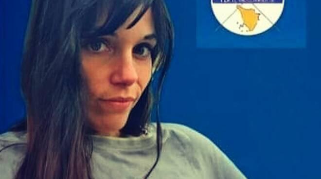 Arianna Bertuccelli Toscana Civica per il cambiamento