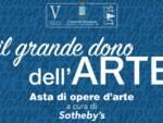 asta opere d'arte Sotheby's per Pietrasanta