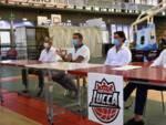 Basketball Club Lucca presentazione stragione