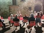 campagna elettorale Francesca Fazzi a Bagni di Lucca